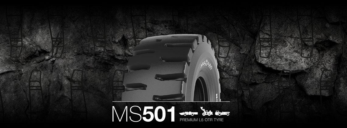MAXAM MS501 tyre